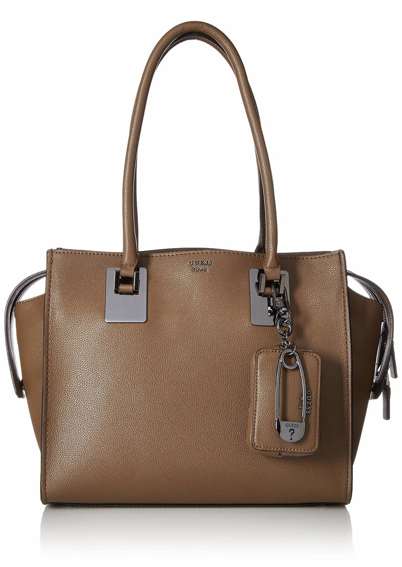 GUESS Gabi Girlfriend Satchel olive