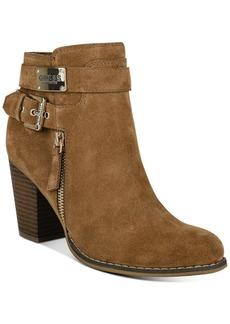 Guess Gather Dress Booties Women's Shoes