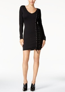 Guess Genna Lace-Up Dress