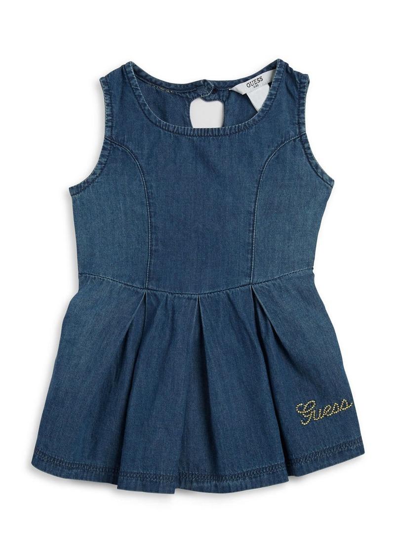 GUESS Girls 2-6x Denim Dress