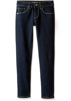 GUESS Big Girls' 5 Pocket Stretch Denim Power Skinny Jean