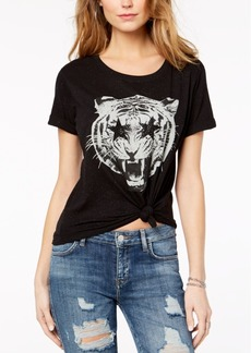 Guess Glitter Graphic T-Shirt