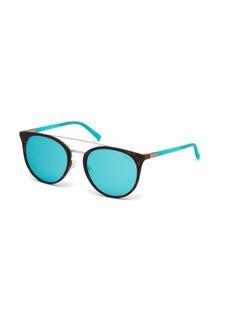 GUESS Gu3021 Wayfarer Sunglasses  56 mm