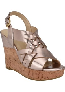 Guess Haela Wedge Sandals Women's Shoes