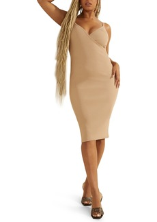 GUESS Haley Body-Con Sweater Dress