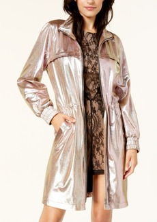 Guess Haze Metallic Drawstring Jacket
