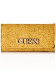 GUESS Heritage Slim Clutch Wallet