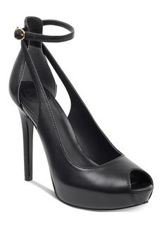 Guess Holie Detail Dress Platform Pumps Women's Shoes