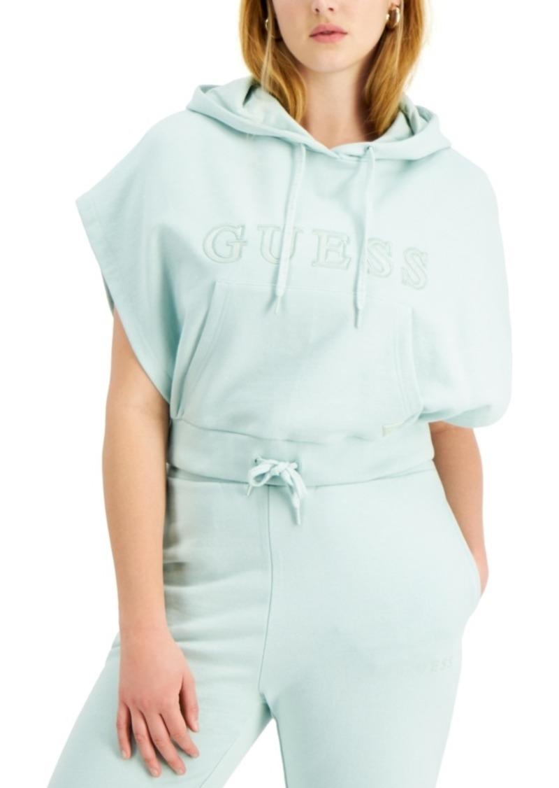 Guess Hooded Dolman-Sleeve Sweatshirt
