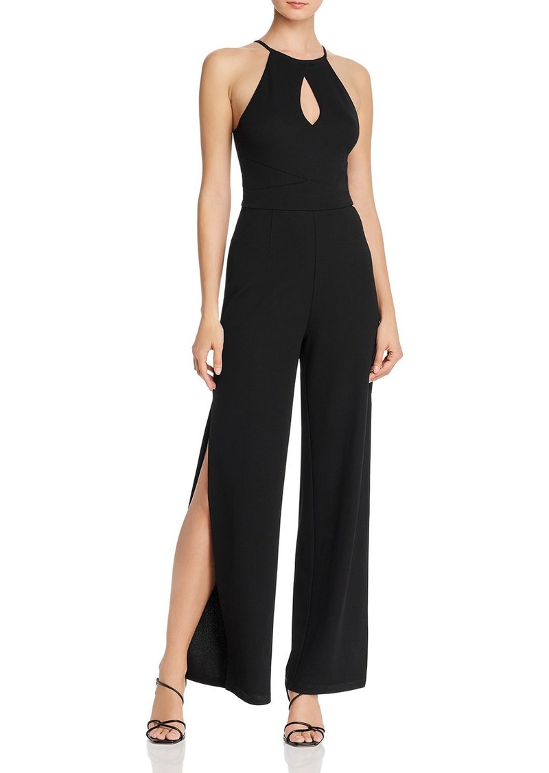 GUESS Izabela Side-Slit Jumpsuit