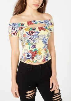 Guess Jayla Off-The-Shoulder Top