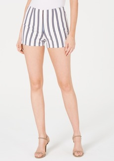 Guess Kairi Metallic Striped Shorts