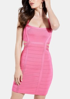 Guess Kamilia Mirage Cutout Bandage Dress