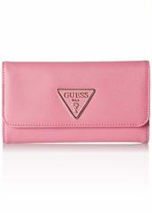 GUESS Kamryn CP Multi Clutch Wallet pink