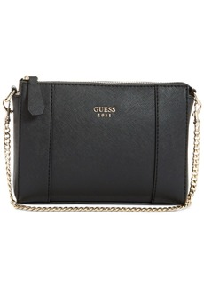 Guess Kamryn Mini Convertible Chain Strap Crossbody
