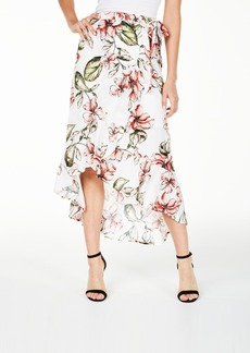 Guess Karlotta Front-Wrap Skirt