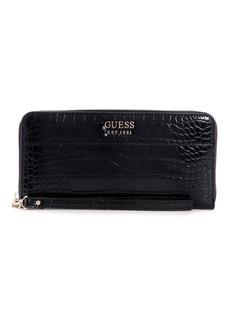 GUESS Katey Large Zip Around Wallet