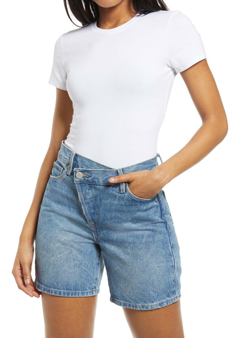GUESS Katie Short Sleeve Bodysuit