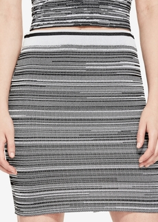 Guess Kaya Space-Dyed Mini Skirt