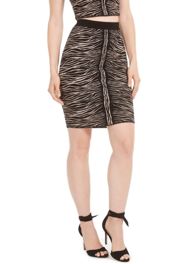 Guess Kingdom Stripe Mirage Skirt