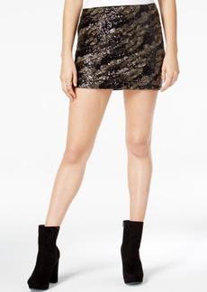 Guess Klara Sequined Skirt