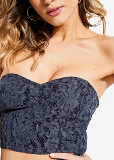 Guess Lace Bustier