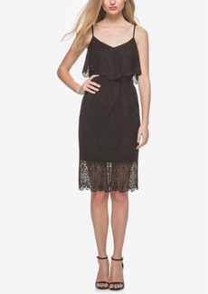 Guess Lace Popover Cami Dress