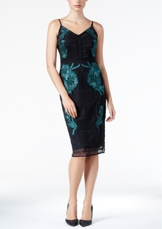 Guess Larita Embroidered Dress