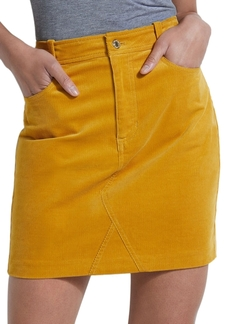 Guess Leiya Corduroy Mini Skirt