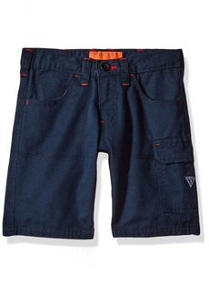 GUESS Little Boys' Cargo Short Pants