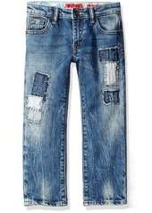 GUESS Little Boys' Patch Jeans