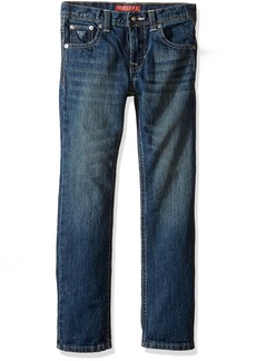 GUESS Little Boys'  Pocket Stretch Jeans