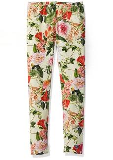 GUESS Little Girls' Floral Leggings