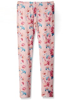 GUESS Little Girls' Floral Leggings