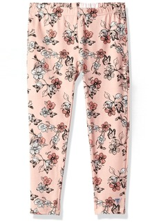 Guess Girls' Little Floral Printed Leggings