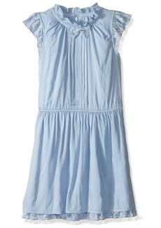 GUESS Little Girls' Sleeveless Blow Dress