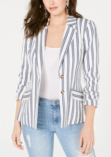 Guess Lizel Striped Blazer