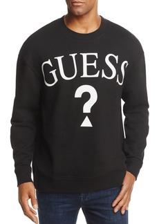GUESS Logo Crewneck Sweatshirt - 100% Exclusive