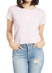 GUESS Logo Graphic Tee