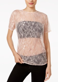 Guess Lover's Lace T-Shirt