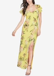 Guess Loyola Printed Maxi Dress