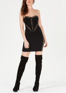 Guess Lucia Studded Corset Dress