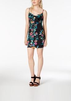 Guess Lucid Jungle Adjustable Slip Dress