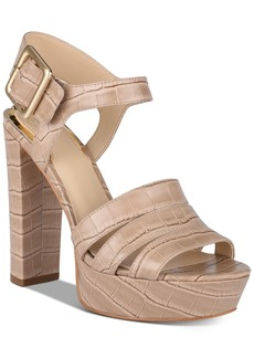 Guess Lylah Platform Dress Sandals Women's Shoes