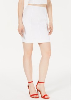 Guess Makara Seamed Pencil Skirt