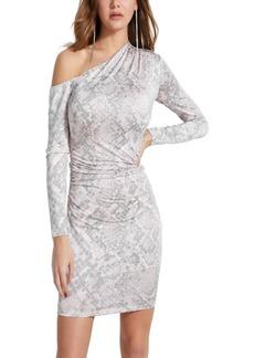 Guess Marian One-Shoulder Dress