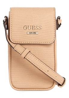Guess Maxxe Chit Chat Phone Crossbody