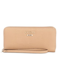 Guess Maxxe Large Zip-Around Wallet