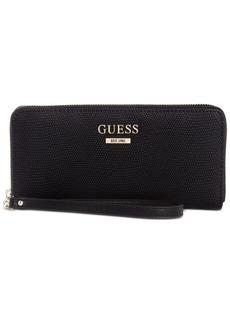 Guess Maxxe Large Zip-Around Wallet