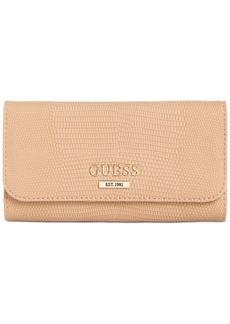 Guess Maxxe Slim Clutch Wallet